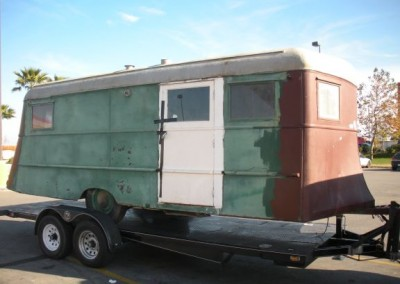 1938 Hayes Trailer