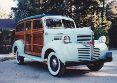 1946 Dodge Cantrell Woodie Wagon