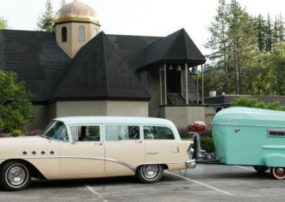 1955 Buick Special Station Wagon