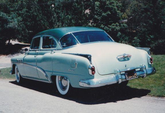 1952 buick special for 1952 buick special 2 door